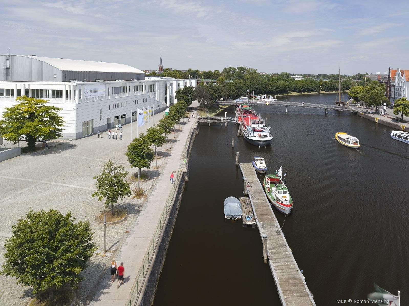Veranstaltungsort der Deutsch-Dänische Messe im Hansebelt mit Zukunftskongress